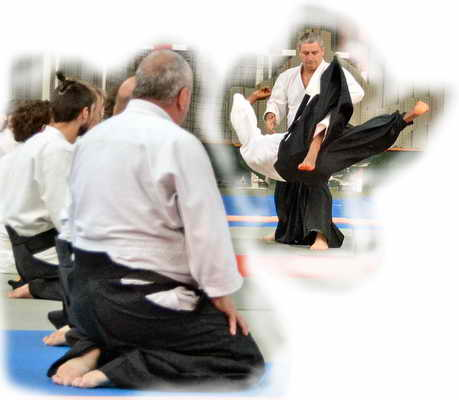 aïkido Bressan 01 un dojo qui pratique l'aïkido traditionnel